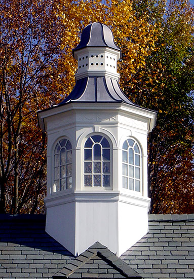 Cupola Russell Township Ferguson Shamamian Architects